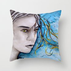 Ale Throw Pillow