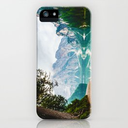 The Place To Be II iPhone Case