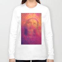 regina mills Long Sleeve T-shirts featuring Salve Regina by Ganech joe