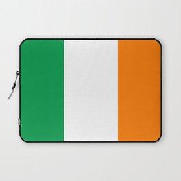 Flag of Ireland, High Quality Image Laptop Sleeve
