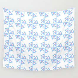 symmetric patterns 110 Wall Tapestry