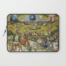 THE GARDEN OF EARTHLY DELIGHT - HEIRONYMUS BOSCH Laptop Sleeve