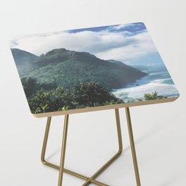 Na Pali Coast Kauai Hawaii Side Table