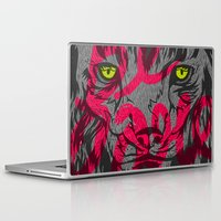 rare Laptop & iPad Skins featuring BE RARE TRASH VERSION by Vasco Vicente