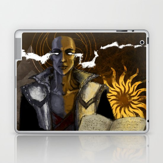 Dragon Age - Truth Laptop & iPad Skin by yuhime | Society6