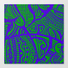 Abstractish 2  Canvas Print