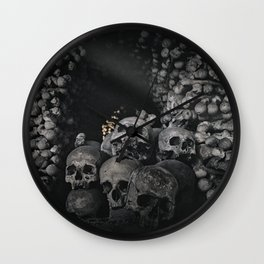 Kutna Hora near Prague Wall Clock
