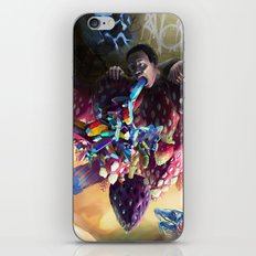 Mushberry Hill iPhone & iPod Skin