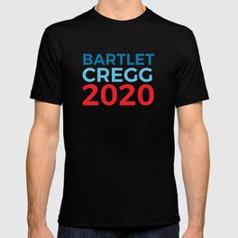 Jed Bartlet CJ Cregg 2020 / The West Wing T-shirt
