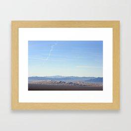Mirage 2 (X) Framed Art Print