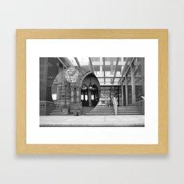 Gateways Framed Art Print