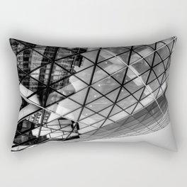 The Gherkin, London Rectangular Pillow