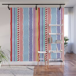 Candy madness Wall Mural