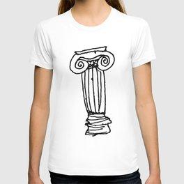 Ionic Column T-shirt