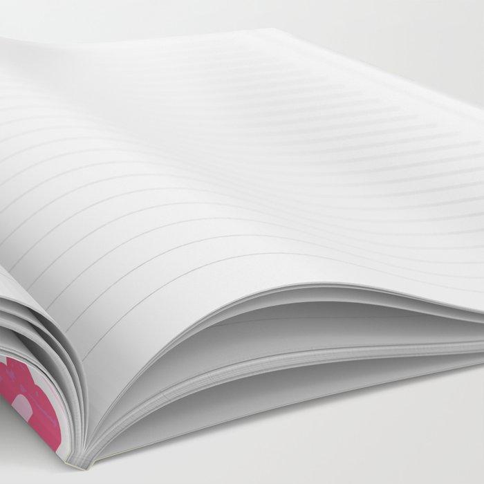 LAZY DAISY PINK Notebook
