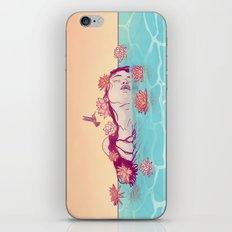 Naiad Lady iPhone Skin