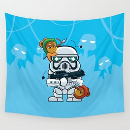 Storm Trooper Wall Tapestry