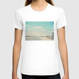 lets go on a road trip photograph T-shirt