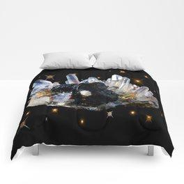 Star Aura Quartz Comforters