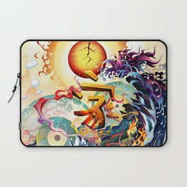 Japan Earthquake 11-03-2011 Laptop Sleeve