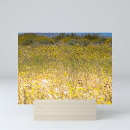 Super Bloom 7318 Paradise Joshua Tree Mini Art Print