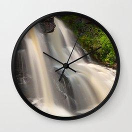 Blackwater Falls Wall Clock