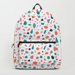 Terrazzo Pattern Backpack