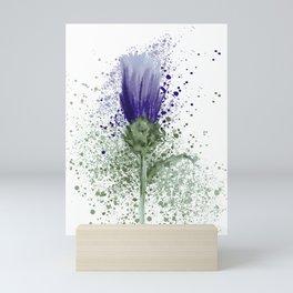 The Thistle  Mini Art Print