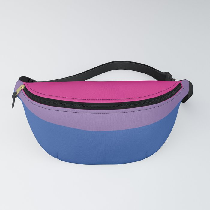 Bisexual Flag Fanny Pack