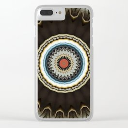 Some Other Mandala 514 Clear iPhone Case
