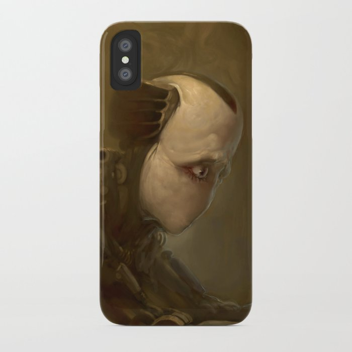 NORM iPhone Case