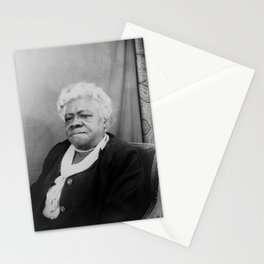 Mary Jane McLeod Bethune - Society6 - Stateswoman Philanthropist Womanist BLM   423 Stationery Cards