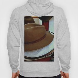 Hat Stacking On The Rack Hoody