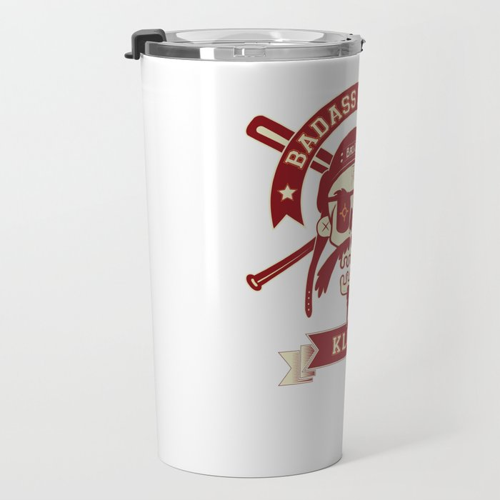 Badass Theory Klub Travel Mug