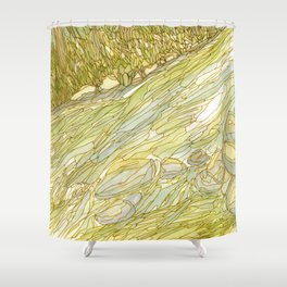 Eno River 18 Shower Curtain