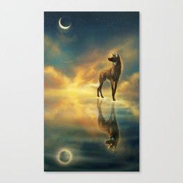 Zenith Ocean Canvas Print