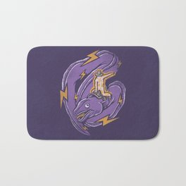 Electric Rodeo Bath Mat