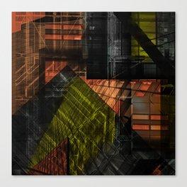 Deeper Heights 1 Canvas Print