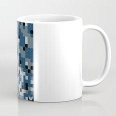 Pixelated Camo Alternate Mug