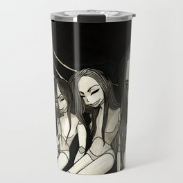 Creepy Dolls I Travel Mug