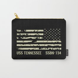 USS Tennessee Carry-All Pouch