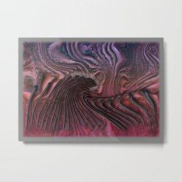 Tentacular  Metal Print