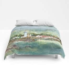 Whitefish Point Comforters