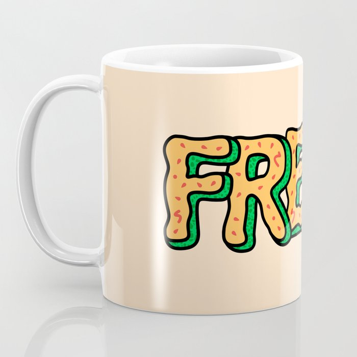 Fresh Cantaloupe Melon Coffee Mug