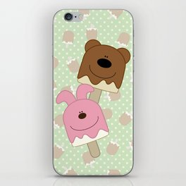 Candy bar iPhone Skin