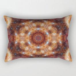 Space Mandala no27 Rectangular Pillow