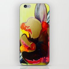 Burn The Flowers For Fuel iPhone & iPod Skin