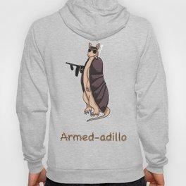 Armed-adillo Hoody