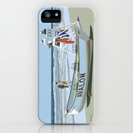 Avalon, Cooler by a Mile iPhone Case