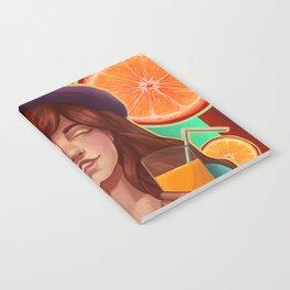 California Mandarin Notebook